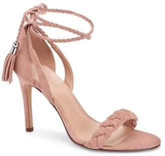 BCBGeneration Jessica Suede Dress Sandals