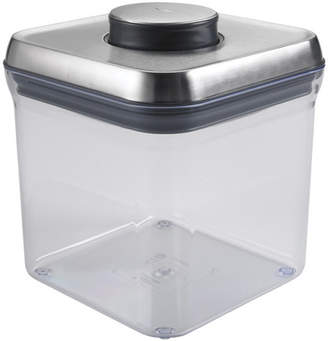 OXO SteeL Big Square Pop 76.8 Oz. Food Storage Container