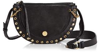 See by Chloe Small Suede and Leather Crossbody