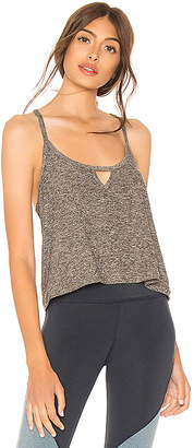 Beyond Yoga Featherweight Spacedye Curve Cropped Tank