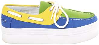 Jeffrey Campbell Canvas Trainers