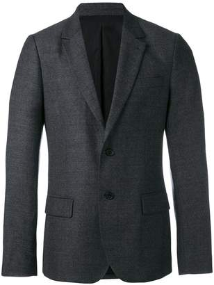 Ami Alexandre Mattiussi lined two buttons jacket