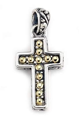 Silver Cross Samuel B Jewelry Sterling Pendant