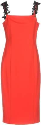 Class Roberto Cavalli 3/4 length dresses