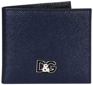 Dolce & Gabbana Dolce \u0026 Gabbana Logo Billfold Wallet