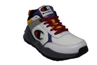 7276ae73e Champion Mens 93Eighteen Block Casual Fashion Sneakers Silver 10.5 Medium  (D)