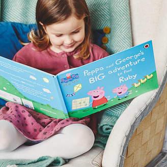 Peppa Pig Penwizard Big Adventure Personalised Book