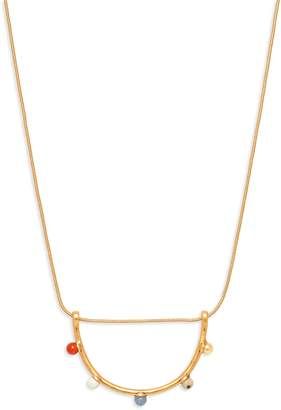 Madewell Mixed Bead Necklace