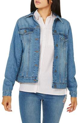 Dorothy Perkins Mid Wash Denim Jacket