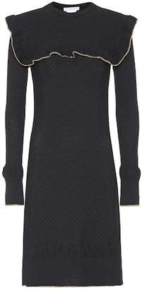 Philosophy di Lorenzo Serafini Wool sweater dress
