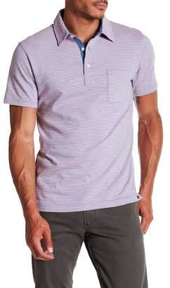 Faherty BRAND Rincon Striped Polo Shirt