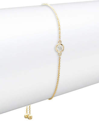 Effy Fine Jewelry 14K .15 Ct. Tw. Diamond Bracelet