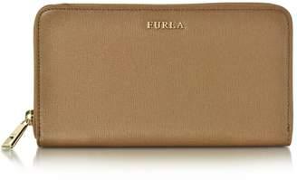 Furla Babylon XL Zip Around Saffiano Leather Wallet