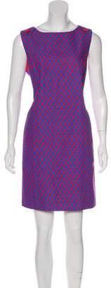 Miss Wu Printed Shift Dress w/ Tags