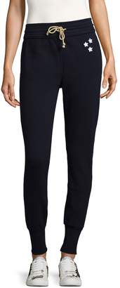 Mother Women's High Waisted Slim Gym Joggers