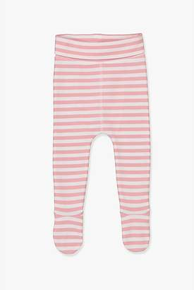 Country Road Stripe Footed Legging