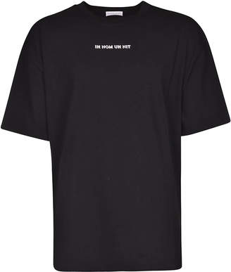 Ih Nom Uh Nit David Bowie T-shirt