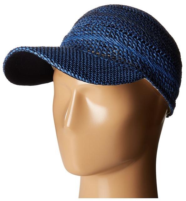 Echo Design - Hand Woven Baseball Cap Baseball Caps