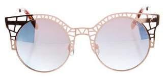 Quay Fleur Tinted Sunglasses
