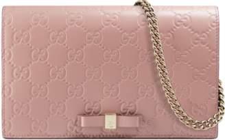 Gucci Signature mini bag