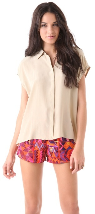 Equipment Leandra Blouse