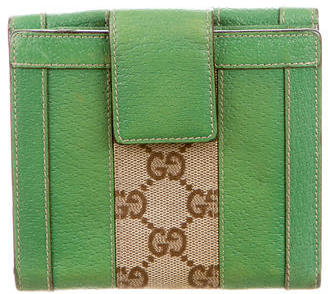 GucciGucci GG Compact Wallet
