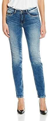 H.I.S Women's Monroe Skinny Jeans (Close-Fitting Leg),W32/L31
