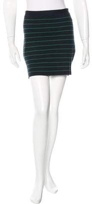 Boy. by Band of Outsiders Striped Knit Skirt $65 thestylecure.com