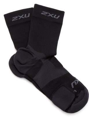 2XU Race Vectr Socks - Mens - Black
