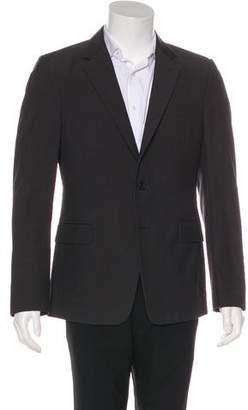 Prada Wool Seersucker Blazer