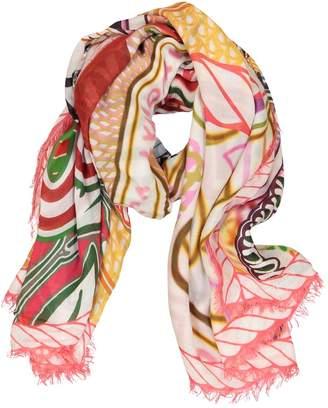 Mary Katrantzou Multicolour Viscose Scarves