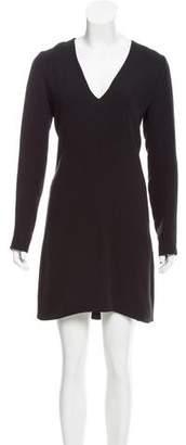 Calvin Klein Collection Silk Shift Dress