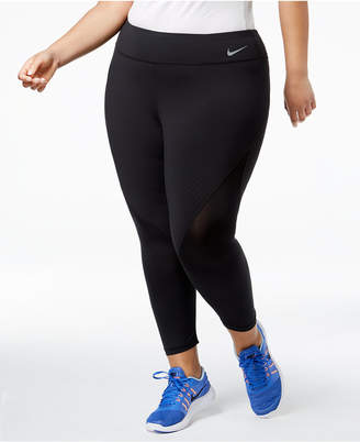 Nike Power Plus Size Epic Lux Cropped Leggings