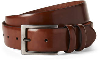 Boconi Double Loop Leather Belt