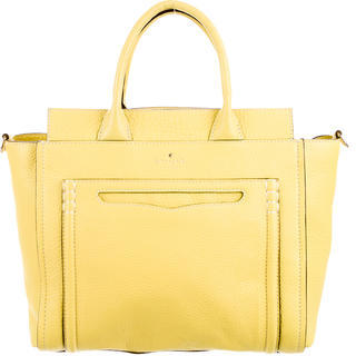 Kate Spade New York Pebbled Leather Satchel $125 thestylecure.com