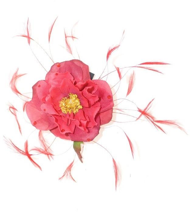 Ellis Floral Fascinator