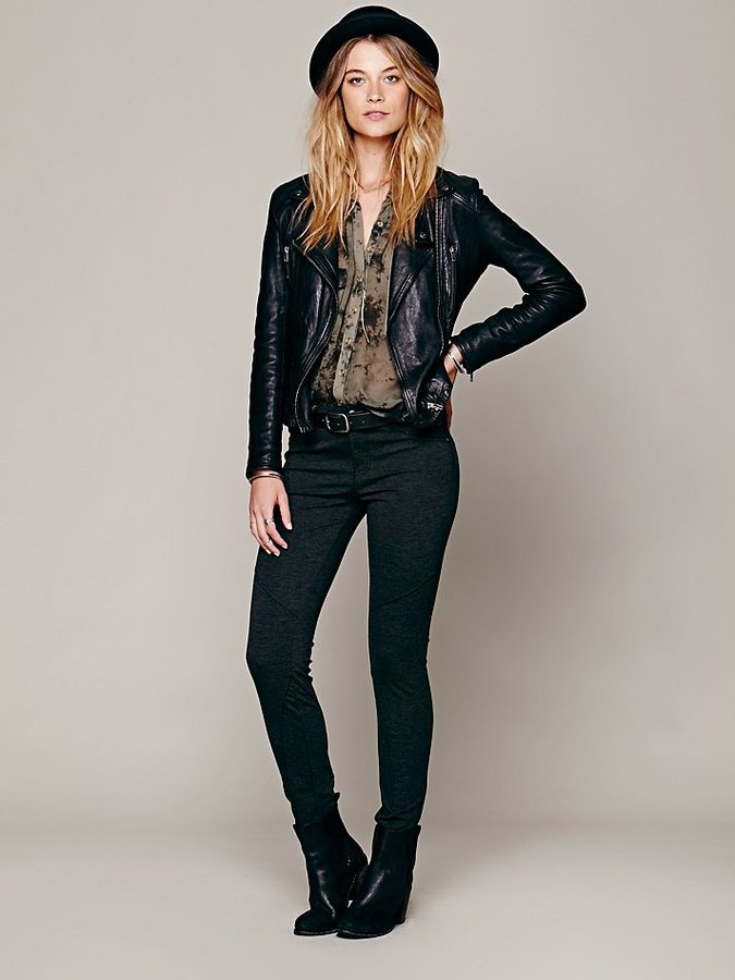 Free People Timeless Seamed Legging