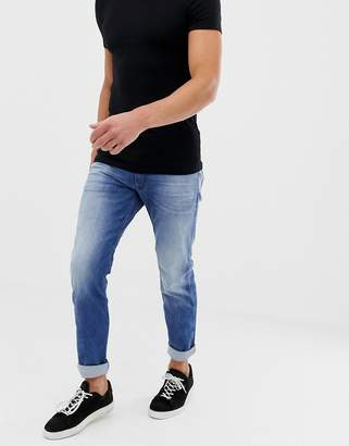Replay slim light wash jeans
