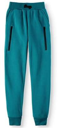 One Point One Fleece Jogger Pant with Zipper Thigh Pocket (Big Boy)