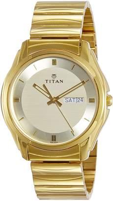 Titan Karishma Analog Dial Men's Watch - NE1578YM05