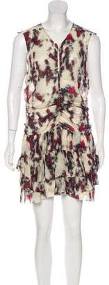IRO Sleeveless Silk Dress