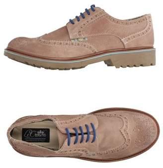 Le Crown Lace-up shoe