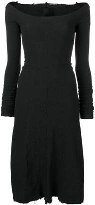 DAY Birger et Mikkelsen Marc Le Bihan boat neck dress