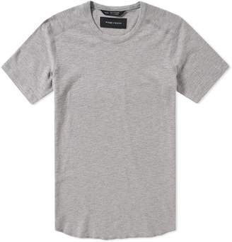 Wings + Horns Base Crew Tee
