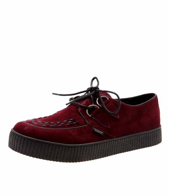 Windsor Smith Creeper Ruby Red