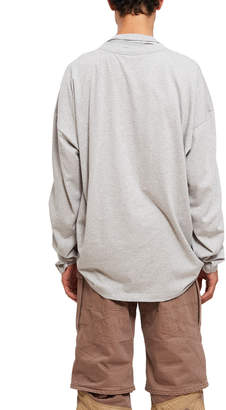 Y/Project Skinny Long-Sleeve T-Shirt