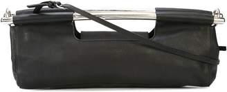 Prada Pre-Owned top handle clutch