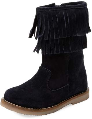 Jacadi Precieuse Leather Boot