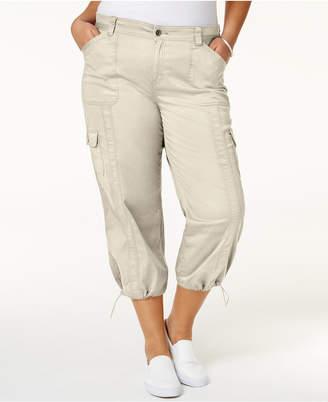 d778600343b1d Plus Size Womens Cargo Trousers - ShopStyle Canada