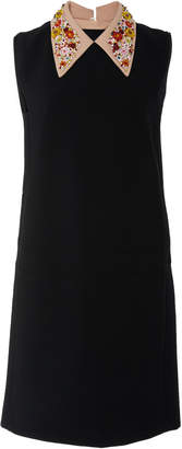 N°21 Agacia Embellished Collar Dress Size: 42